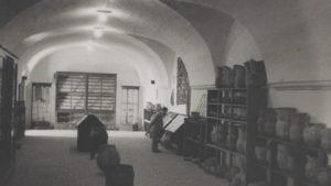 La bodega funcionaba en la Estancia Jesuítica de Jesús María. (Foto: Daniel Cáceres)